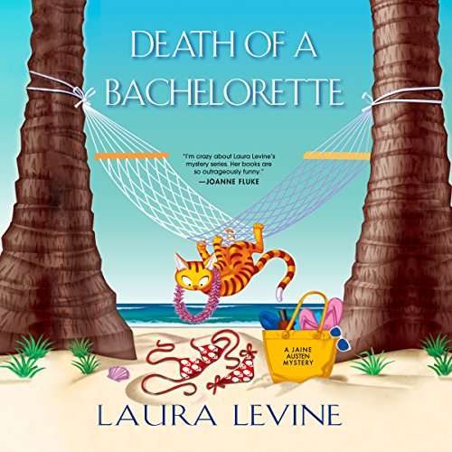 Death of a Bachelorette audiobook cover art