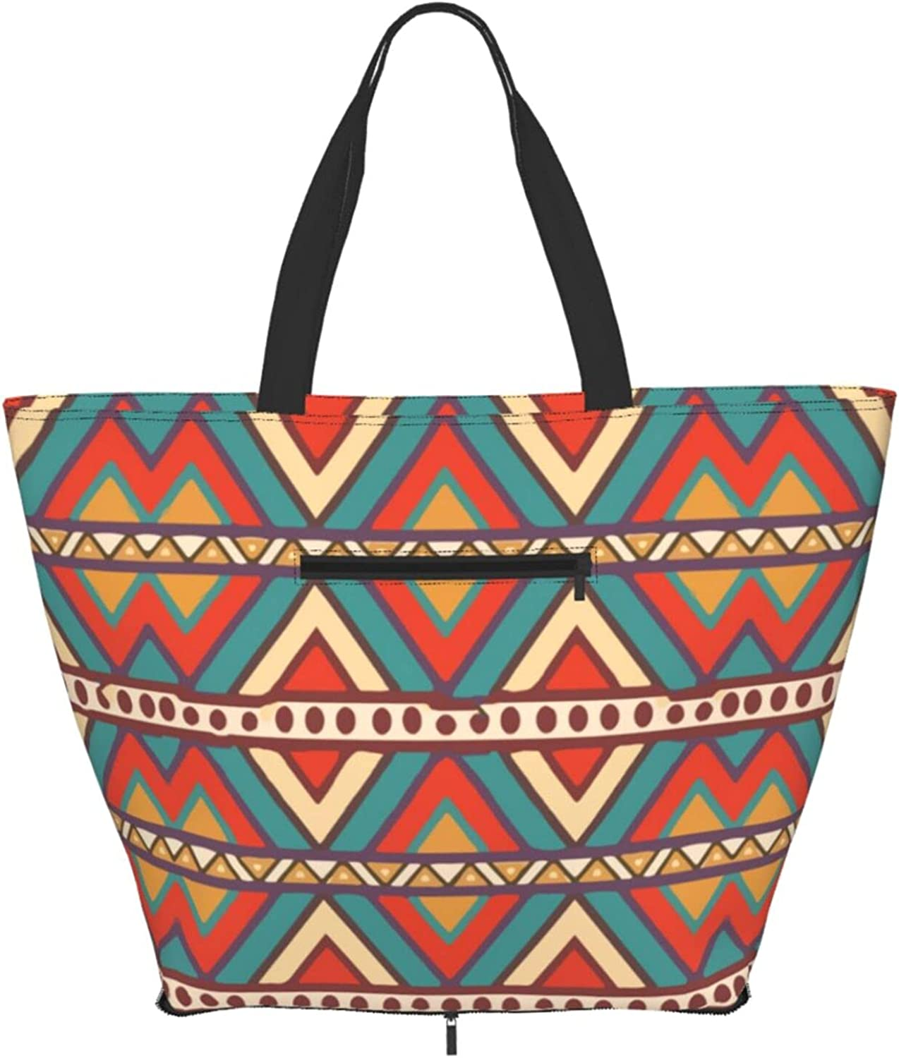 Shoulder Tote Bag Africa Aztec Handle Satchel Pattern Special sale item Sales of SALE items from new works Purse Top