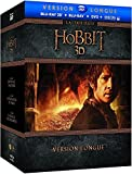 Le Hobbit - Version Longue - La Trilogie - Coffret Blu-Ray 3D + Blu-Ray