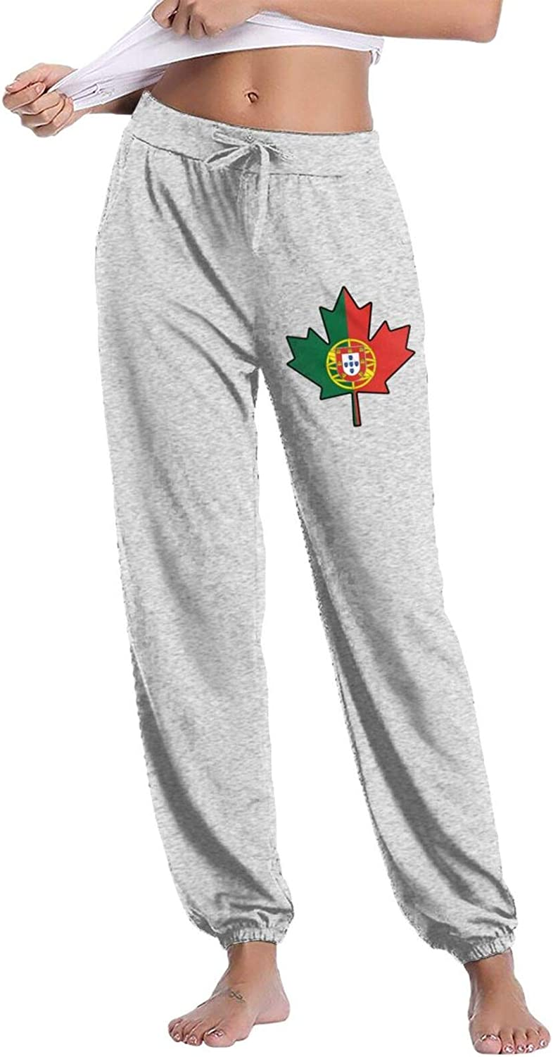 Portugal Directly managed store Flag Canada Maple Leaf-1 Cheap super special price Ladies' Casual Swe Long Active