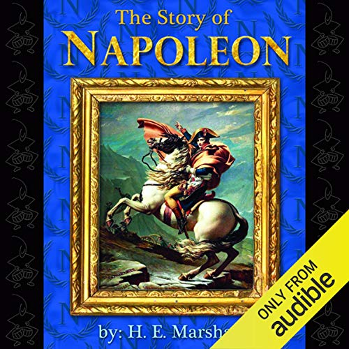 The Story of Napoleon audiobook cover art