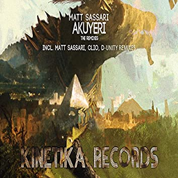 Akuyeri: The Remixes