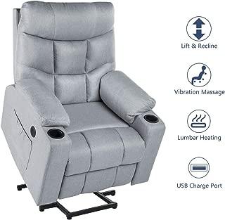Best fabric power lift recliner Reviews