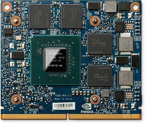 HP NVIDIA Quadro M1000M 2GB **New Retail**, T8W13AA (**New Retail** Graphics)