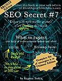 SEO Secret #7 (Bronze Edition): Turn you original sitemap into seven proven traffic magnets (English Edition)