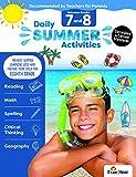 Evan-Moor Daily Summer Activities, Grade 7-8
