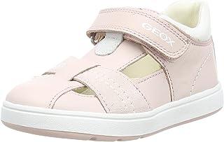 Geox B Biglia Girl D, Sneakers Basses Fille