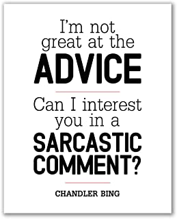 I'm Not Great At the Advice, Sarcastic Comment, Advice, Wall Art - 8