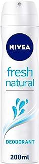 Sponsored Ad – NIVEA Fresh Natural, Deodorant for Women, Ocean Extracts, Spray 200ml
