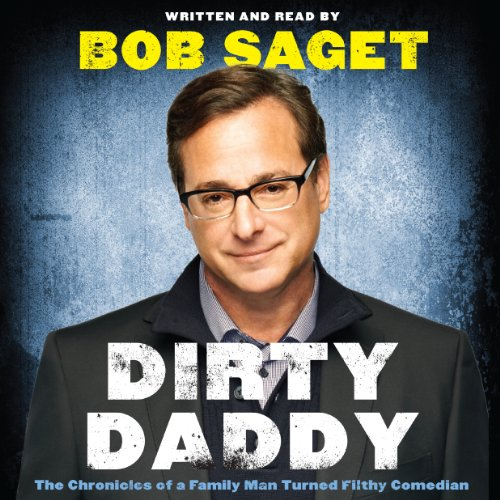 Dirty Daddy audiobook cover art