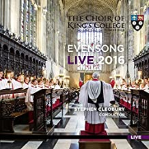 kings college choir 2016