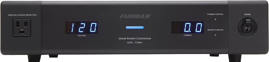 Furman Elite-15 DM i 13-Outlet Linear Filtering AC Power Source