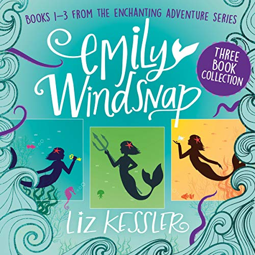 Emily Windsnap Collection, Books 1-3 cover art