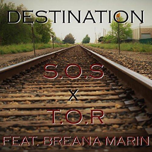 S.O.S & T.O.R feat. Breana Marin