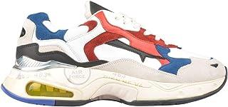 PREMIATA Luxury Fashion Mens SHARKY0028 Multicolor Sneakers   Spring Summer 20