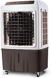 GTT-Aires Acondicionados Aire Acondicionado Aire Acondicionado Industrial Enfriador DE Agua EVAPORATIVA Ventilador PEQUEÑO Aire Acondicionado FRÍO (Size : A)