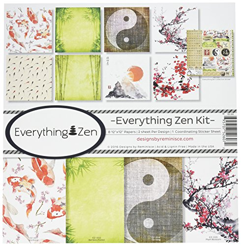 Reminisce Everything Zen Collection Kit