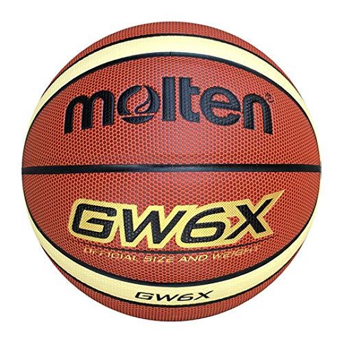 Sxuefang PU-Material für Teenager und Frauen mit Indoor- und Outdoor-Basketball Nr. 6