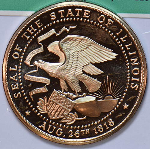 1818 1818 Governer Ogilive Commemorative Coin-Medal 292807 DE PO-01