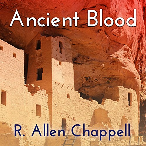 Ancient Blood audiobook cover art
