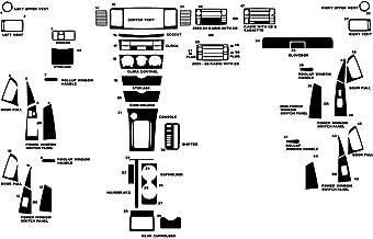 Best toyota corolla center dash console trim panel Reviews