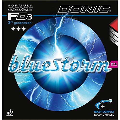 DONIC Belag Bluestorm Z1 Optionen 2,3 mm, rot