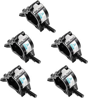 Xsayjia Truss clamp 32-35mm Montare Morsetti Luce della fase Lega di alluminio Hook Heavy Duty 75KG Parsupporti per altopa...