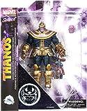 Diamond Select Toys Avengers: Infinity War Marvel Select Thanos Action Figure [Avengers: Infinity Wa...