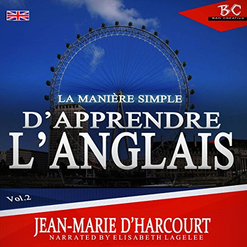 La Maniere Simple D'Apprendre L'Anglais 2 cover art