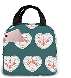L6shop Bolsa de almuerzo aislada port/átil Sphynx Cat Portable insulated lunch bag Big Capacity Lunch Cooler Tote Bag for for Work School Travel Lunch Box with Front Pocket
