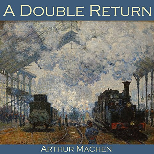 A Double Return audiobook cover art