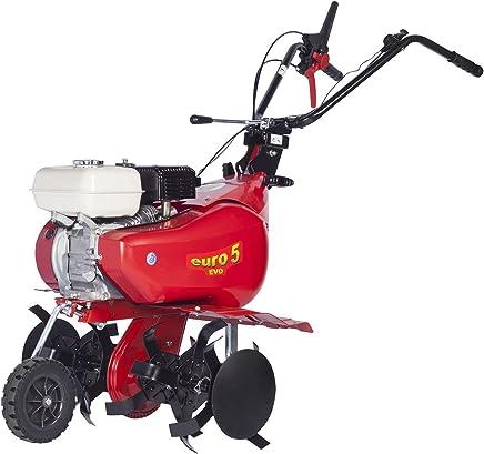 """- Eurosystems - Motoazada """"Euro 5Evo"""" con motor de gasolina Honda GX 160. Producto fabricado en Italia"""
