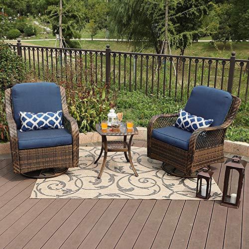 TITLE_PHI VILLA 3-Piece Patio Furniture
