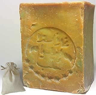 Aleppo Soap - 8 oz each -%25 Laurel Oil,%75 Virgin Olive Oil, Natural & Handmade,