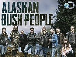 Billy Brown's Family in the Alaskan Bush