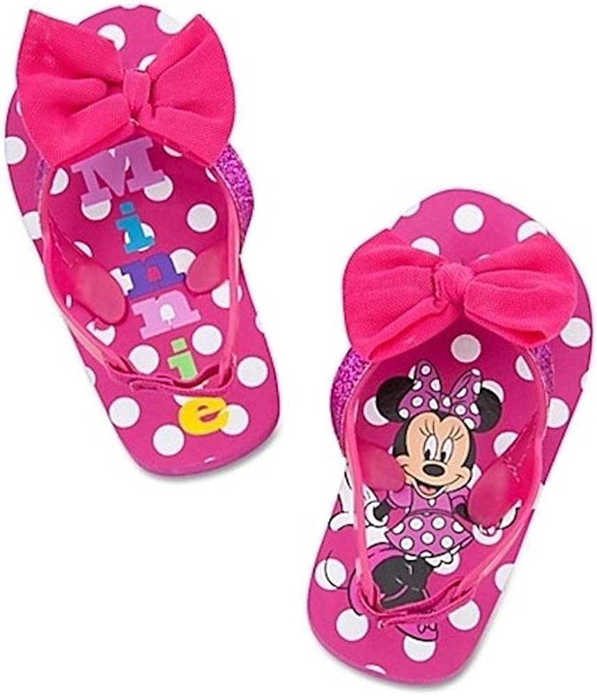 Award-winning excellence store Disney Store -Girls - Minnie Flip Summer Flops Mouse