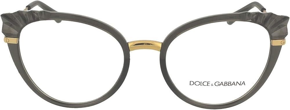 Dolce & gabbana montatura per occhiali da vista per donna PLISSÈ DG 5051