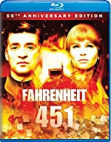 Fahrenheit 451 - 50th Anniversary Edition / [Blu-ray] [Import]