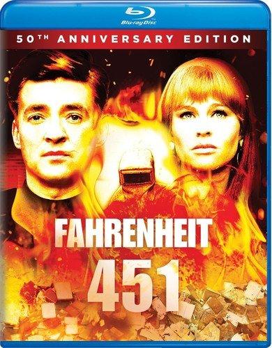 Price comparison product image Fahrenheit 451 50th Anniversary Edition [Blu-ray]