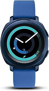 Samsung Gear Sport Smartwatch (Bluetooth), Blue, SM-R600NZBAXAR – US Version with Warranty