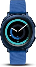 samsung gear sport watch blue