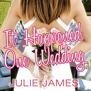 It Happened One Wedding audiobook cover art