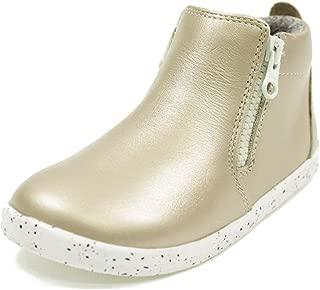 Bobux Kids I-Walk Tasman Boot (Toddler) Gold 22 (US 5.5-6 Toddler)