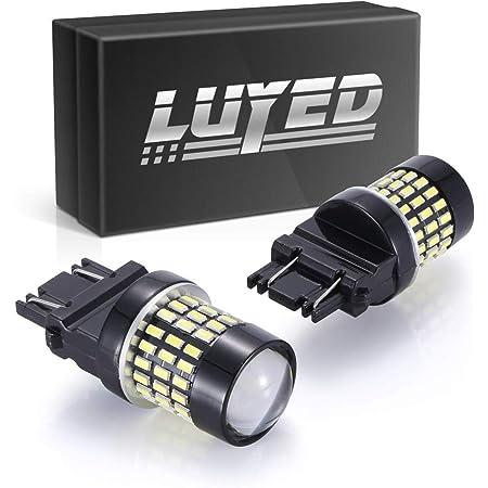19 LED Blue 2-pc Set TuningPros LEDBL-3157-B19 Backup Reverse LED Light Bulbs 3157