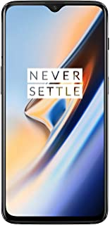 (Renewed) OnePlus 6T (Midnight Black, 8GB RAM, 128GB Storage)