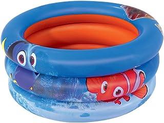 HCJCQYG ®GUORONG Baignoire Gonflable Couleur : Blue Gonflable Play Voiture bébé océan Ball Pool intérieur gonflé Jouet Bain Pliable en Plastique Épais Chaud Baignoire