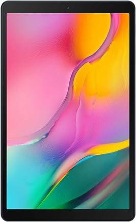 """Samsung Galagy Tab A - Tablet de 10.1"""" 4K Ultra HD (1920 x 1200, 8MP AF (F1.9) + 5 MP FF (F2.2), Exynos, 3 GB de RAM, 64 GB de Almacenamiento, AKG y Dolby Atmos, 3D) Negra"""