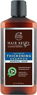 PETAL FRESH Ultimate Thickening Shampoo, dark brown, 355ml