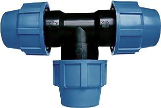 Cornat Irrigatiesysteem T-stuk PE-buis, Ø 20 mm, polypropyleen, voor koud water