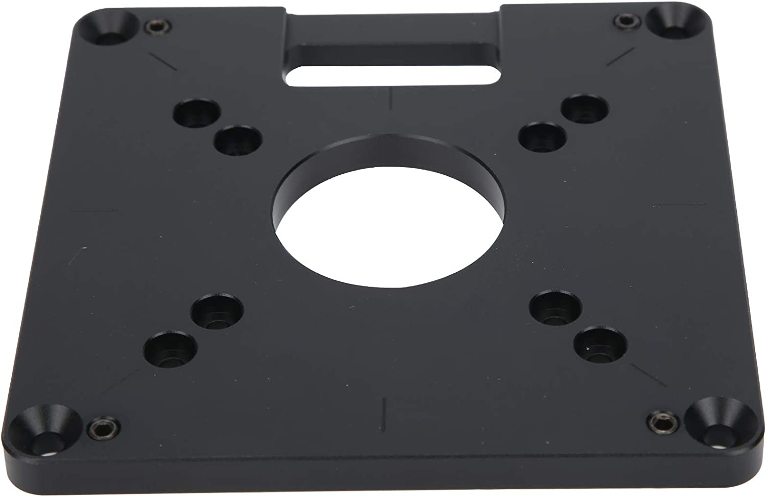KUIDAMOS It is very popular Aluminium Recommendation Alloy Router Table Size Small T Plate